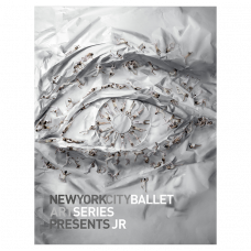The Eye of NYC Ballet by JR